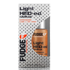 Fudge Light Hed-Ed Oil Supercharged Light and Dry Spray (50 ml)