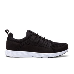 Supra Men's Owen Trainers - Black/White
