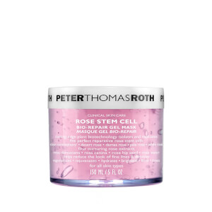 Peter Thomas Roth Rose Stem Cell gel masque bio-réparateur