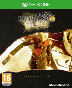 Final Fantasy Type-0 HD - Limited FR4ME Edition
