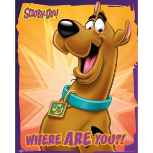 Scooby-Doo Scooby - Mini Poster - 40 x 50cm