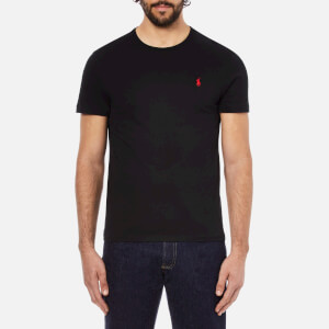 Polo Ralph Lauren Men's Short Sleeved Crew Neck T-Shirt - Rl Black