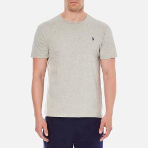Polo Ralph Lauren Men's Short Sleeved Crew Neck T-Shirt - Grey Heather