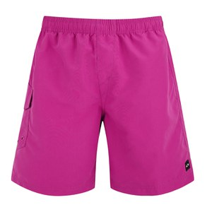 Oakley Men's Classic Volley Swim Shorts - Fuchsia
