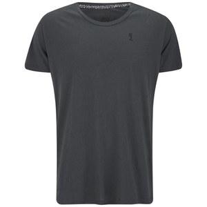 Religion Men's Plain Oversized T-Shirt - Dark Metal