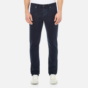 Scotch & Soda Men's Ralston Slim Fit Garment Dyed Jeans - Navy