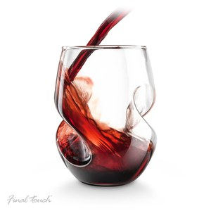 Lot de 4 Verres à Vin Rouge Conundrum
