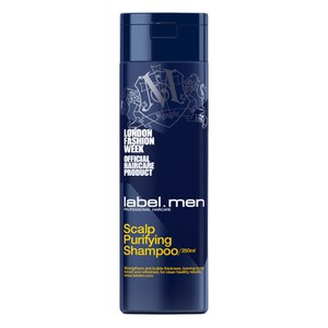 label.men Scalp Purifying Shampoo (250 ml).