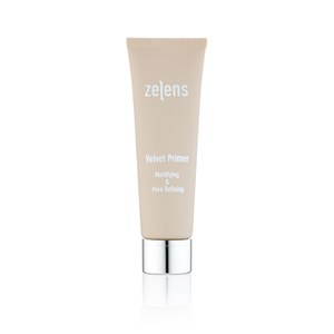 Zelens Velvet Primer - Mattifying and Pore Refining (30 ml)