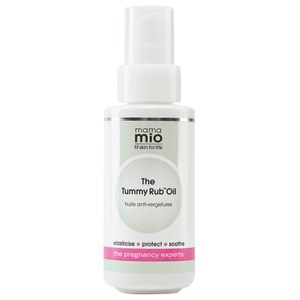 Mama Mio The Tummy Rub Oil Huile Anti-Vergetures (120ml)