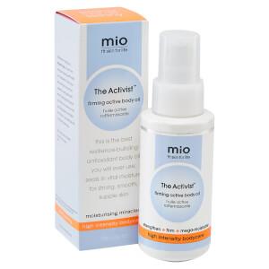 Aceite corporal tonificante Mio Skincare The Activist™ (120ml): Image 2