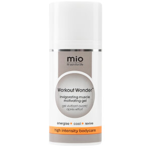 Mio Skincare Workout Wonder Invigorating Muscle Gel (100ml)