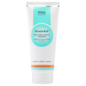 Mio Skincare Double Buff Dual Action Enzyme Exfoliator -kuorinta-aine (150ml)