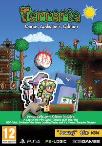 Terraria - Bonus Collector's Edition
