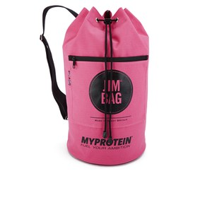 Myprotein Jim Bag Canvas Duffel Bag - Rosa