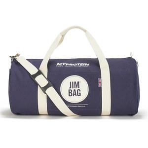 Брезентовая сумка-бочонок для зала Myprotein - Темно-синий Цвет