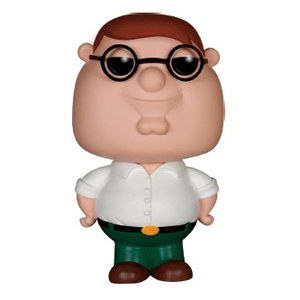 Family Guy Peter Griffin Funko Pop! Figur