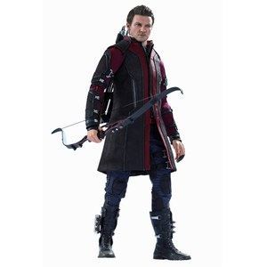 Hot Toys Avengers Age of Ultron Hawkeye 1:6 Scale Figure