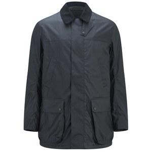 Knutsford Men's 'Made in England' Nylon Shooting Jacket - Navy