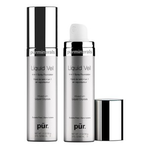 PUR Summer Collection Liquid Veil 4in1 Spray Foundation.