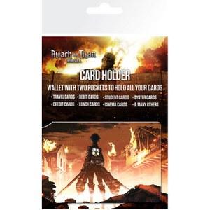 Porte-Cartes L'Attaque des Titans