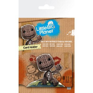 Porte-Cartes Little Big Planet Sack Boy
