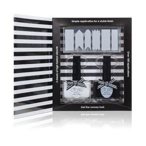 Manucure vernis monochrome Ciaté London