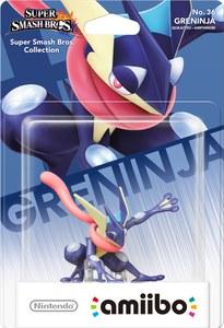 amiibo Super Mario Colección Greninja