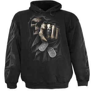 Spiral Men's YOU'RE NEXT Hoody - Black