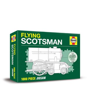 Flying Scotsman Haynes Edition Jigsaw