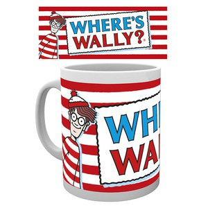 Where's Wally Wally Mug