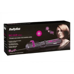 BaByliss Big Hair Airstyler (42mm) - Black/Pink: Image 2