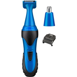 Mini Aparador de Barba da BaByliss For Men - Azul