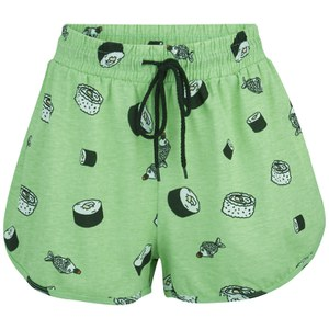 MINKPINK Women's That's How We Roll Shorts - Wasabi