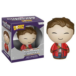 Marvel Guardians of the Galaxy Star-Lord Unmasked Vinyl Sugar Dorbz