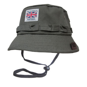 New Balance Men's Explorer Bucket Hat - Dark Green