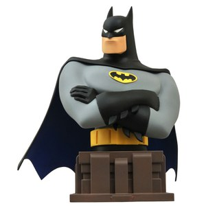 Diamond Select DC Comics Batman The Animated Series Bust - Batman 15cm