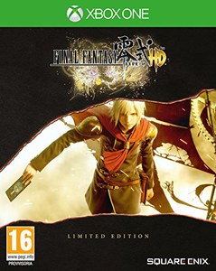 Final Fantasy Type-0 HD - Steelbook de Edición Limitada