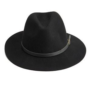 BeckSöndergaard Hancock Fedora Hat - Black