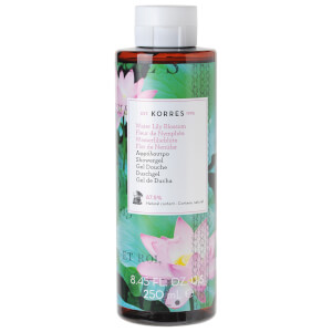 KORRES Natural Water Lily Shower Gel 250ml