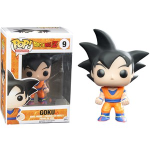 Dragon ball Z Goku EXC Pop! Vinyl Figure