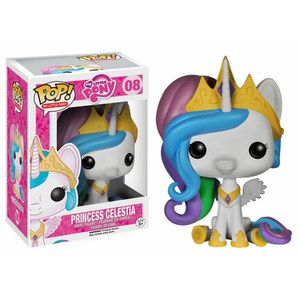 My Little Pony Celestia Pop! Vinyl Figur