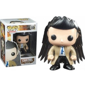 Supernatural Castiel with Wings EXC Funko Pop! Vinyl