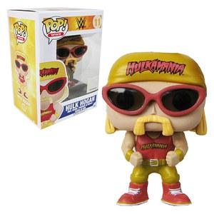 WWE Wrestling Hulk Hogan Funko Pop! Vinyl