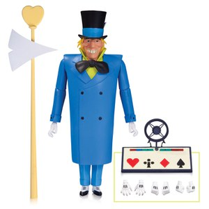 DC Collectibles DC Comics Batman The Animated Series Mad Hatter Action Figure
