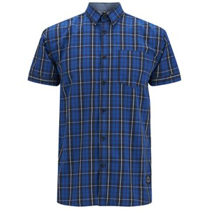 Jack & Jones Men's Roy Shirt - Turkish Sea