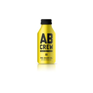 AB CREW Men's Pre-Shave Oil (60 ml)