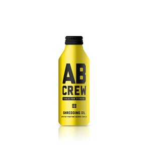 AB CREW Men's Shredding-Öl (100 ml)
