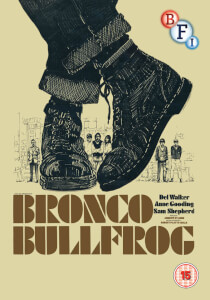 Bronco Bullfrog (Re-Issue)