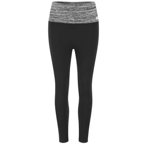 Женские йога-леггинсы Myprotein - Черный цвет